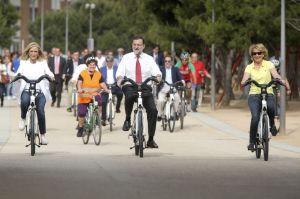 El PP en bicicleta