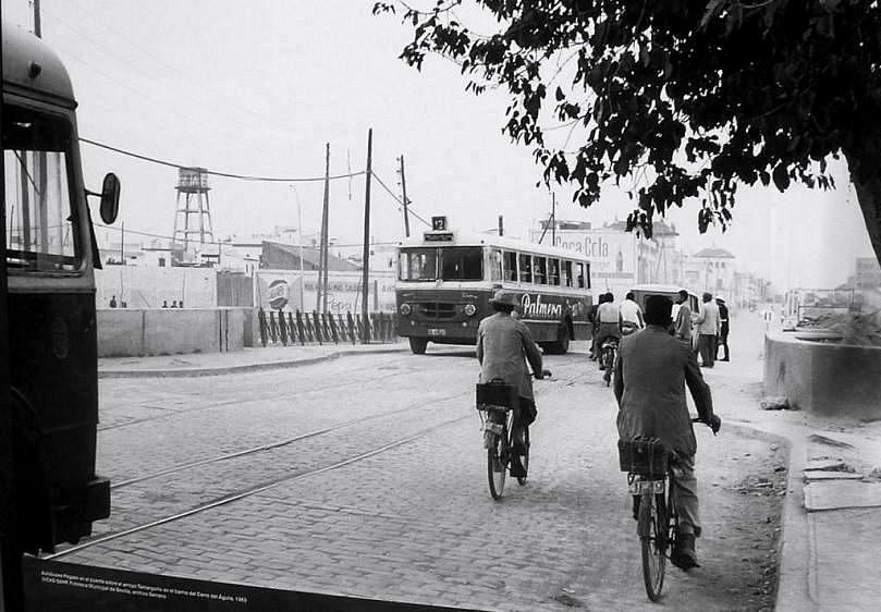 Bicicletas matriculadas (La Enramadilla 1964)