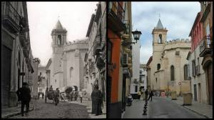 la ciudad estrecha 4 calle Águilas (San Esteban) Sevilla