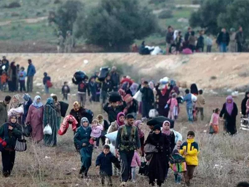 migración-Siria