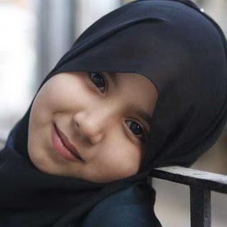 niña con hijab