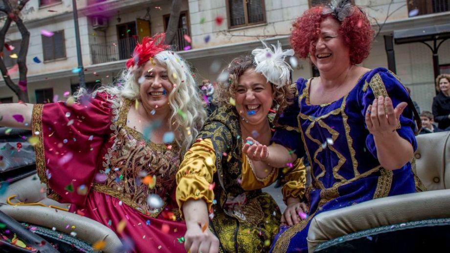 Reinas Magas republicanas en Valencia
