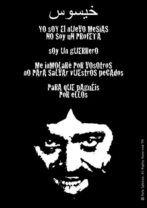 El Mesías, según Rafael Iglesias