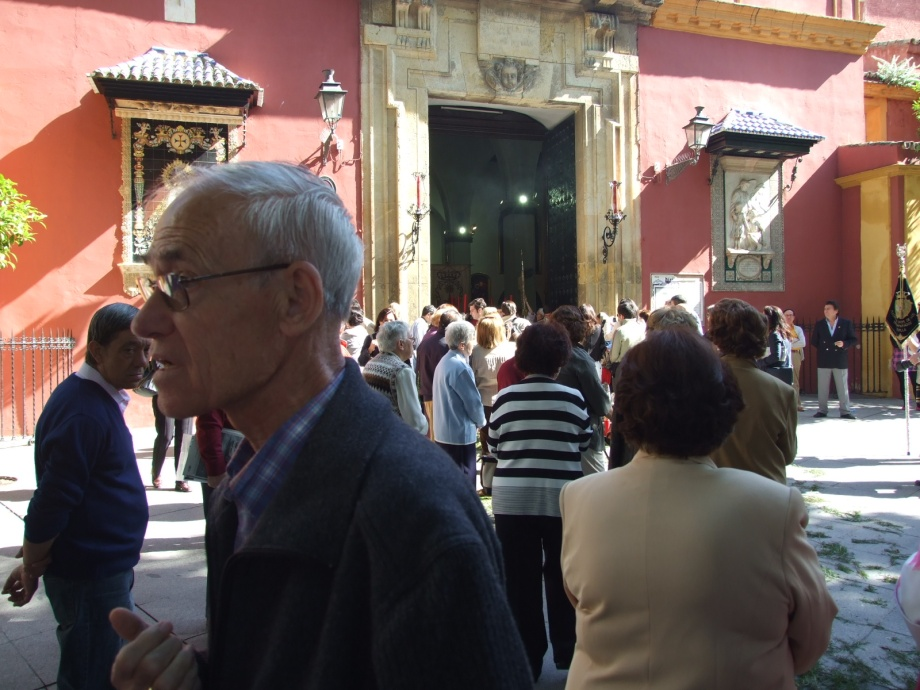 Ángel Esteban en San Lorenzo mayo 2010.JPG