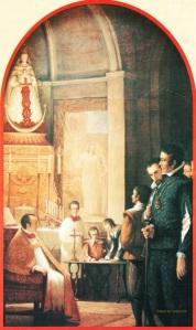 Rocío Proclamación del patronazgo de Almonte 29 de junio 1653