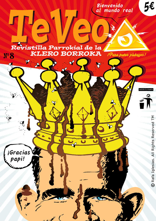 TeVeo_Nº8 sobre la realeza