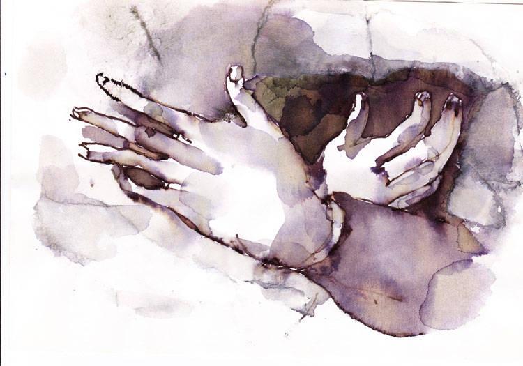 ilustracion-de-john-berger-manos-de-la-anunciacion-de-antonello-da-messina