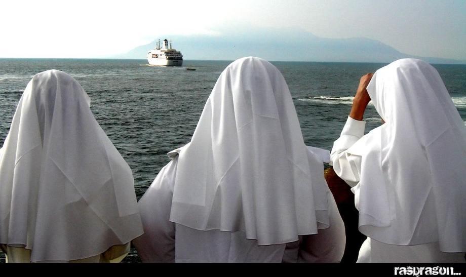 perez-reverte-monjas-crucero-foto-xlsemanal