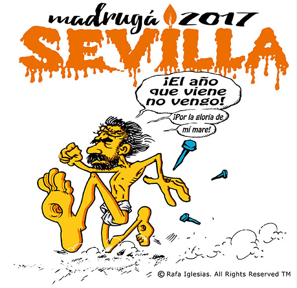 madrugá por Rafa Iglesias
