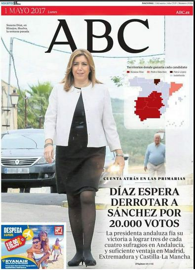 ABC Susana Díaz
