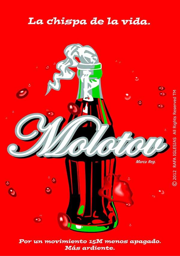 Rafa Iglesias Cóctel Molotov