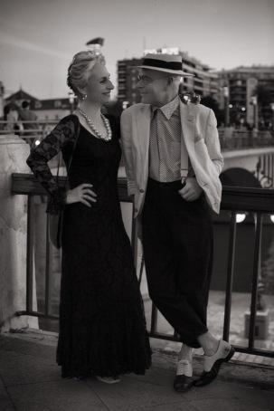 Pilar y Daniel Martes de Feria 2017 (1) foto Emi Toska