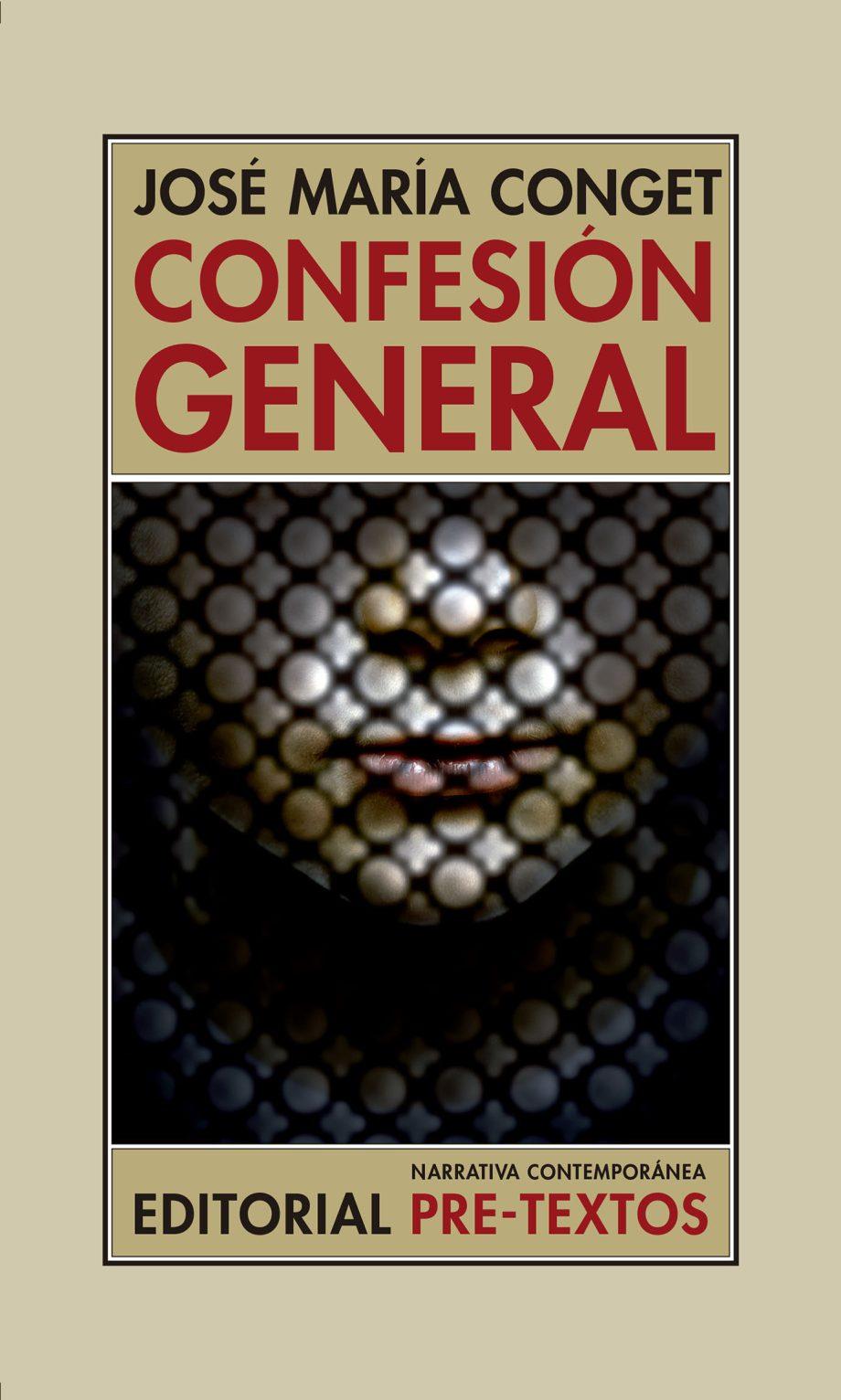 Conget Confesión general