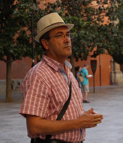 José Luis Macías Rico Granada, julio 2017