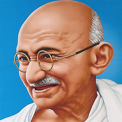 00 Mahatma Gandhi en la página Famosos.tip
