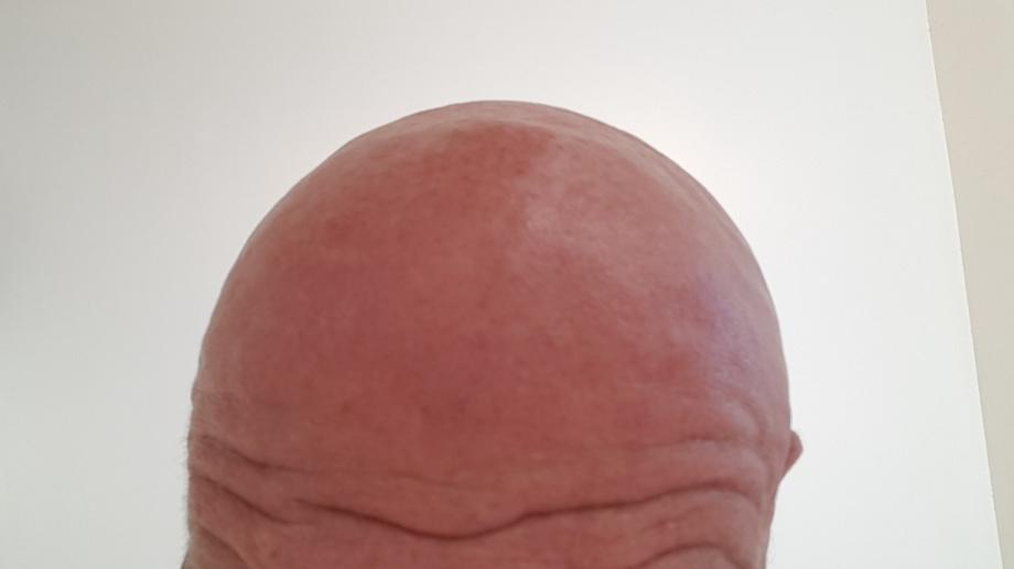 02 Mahatma Gandhi cráneo rapado