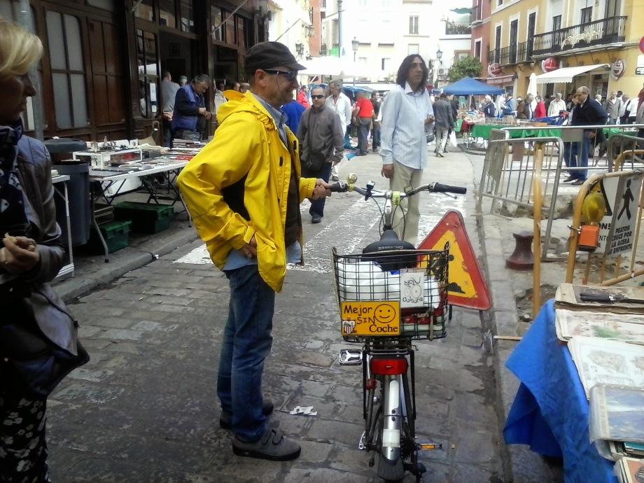 La Bicicutura en el Jueves de Sevilla (3)
