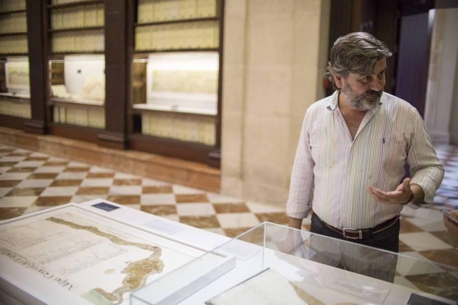 José Peral López foto Paco Fuentes para El País