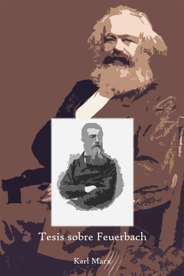 Marx Tesis sobre Feuerbach en la Casa del Libro