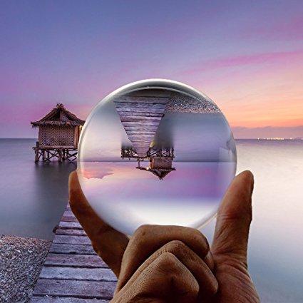 bola de cristal en amazon