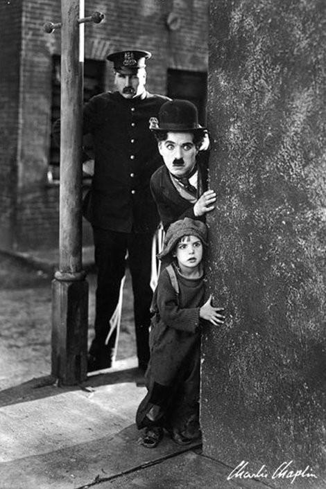 Chaplin_The_Kid con poli