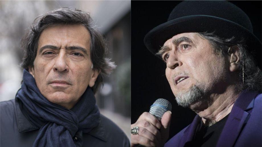 Arcadi y Joaquín Sabina Foto El Español