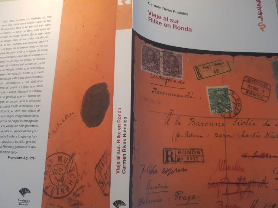 Portada Rilke Ronda