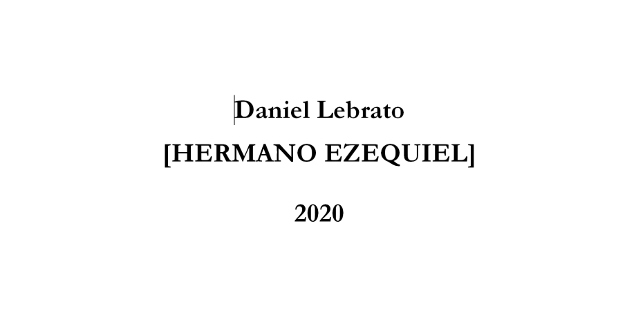 Hermano Ezequiel