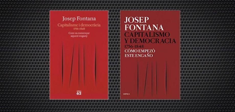 Josep Fontana Capitalismo y democracia foto Sin Permiso