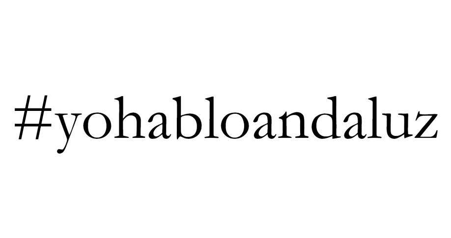 #yohabloandaluz