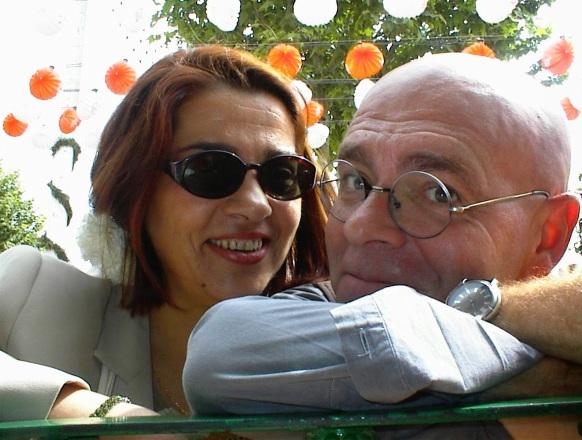 Filo de la Fuente & Daniel Lebrato Feria de Abril 2003 (2)