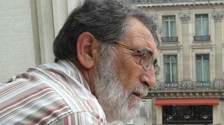 Antonio Jiménez Casero volteado