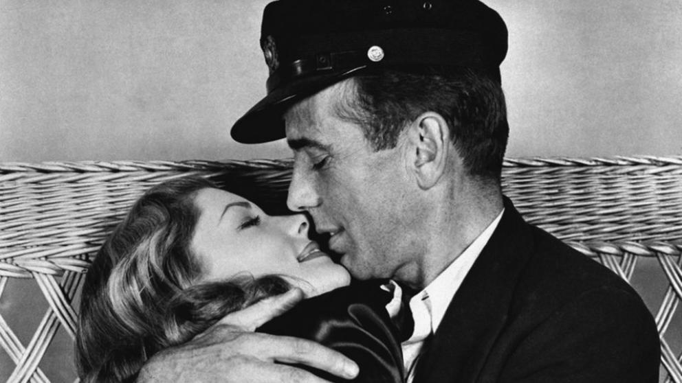 Lauren Bacall & Humphey Bogart
