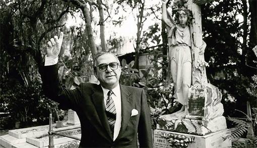 Rafael Pérez Estrada para El Cultural